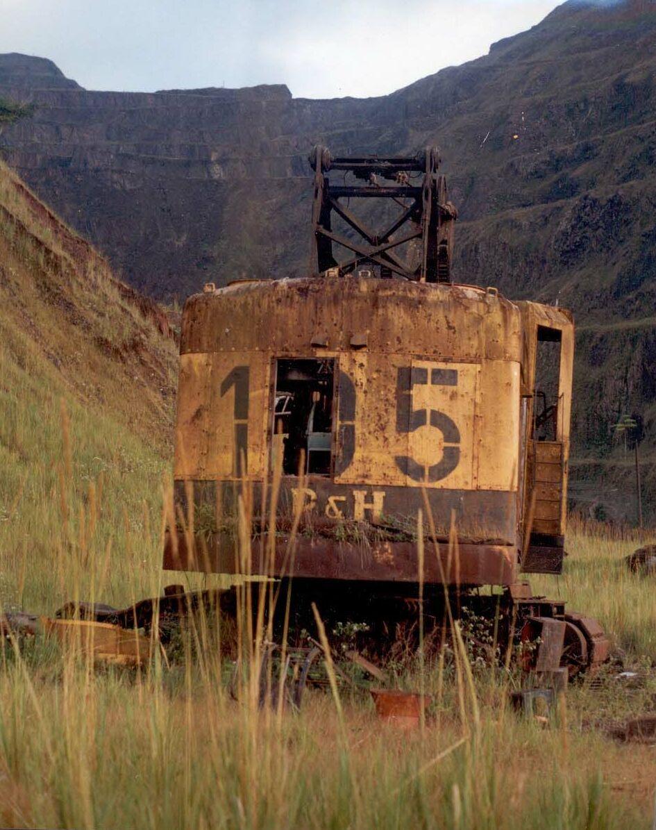 LAMCO mine
